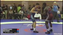 59 Semi-Finals Spenser Mango (United States) vs. Max Nowry (United States)