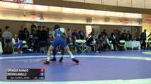 59 Round of 16 Spenser Mango (United States) vs. Justin LaValle (United States)
