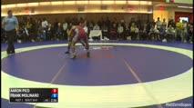65 3rd Place Aaron Pico (United States) vs. Frank Molinaro (United States)