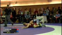 65 Consi-Semis Aaron Pico (United States) vs. Jason Chamberlain (United States)