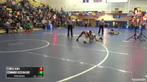 94 Quarter-Finals - Chris Kim, Germantown Academy vs Conner Redinger, Omp