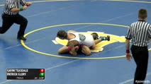 113 Finals - Gavin Teasdale, Jefferson Morgan vs Patrick Glory, Delbarton - NJ