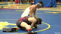 120 Finals - Charles Lenox, Fort LeBoeuf vs Josh Humphreys, St. Albans - WV