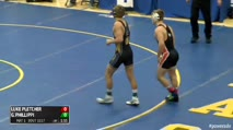 138 Finals - Luke Pletcher, Latrobe vs George Phillippi, Derry