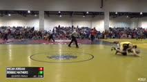 141 Quarter-Finals Micah Jordan (Ohio State) vs. Robbie Mathers (Arizona State University)