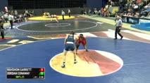 133 Finals - Nahshon Garrett, Cornell vs Jordan Conaway, Penn State