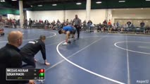 113 Round of 32 - Nicolas Aguilar, CA vs Logan Macri, PA