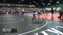 126 Round of 64 - Brock Herring, TN vs Jacori Teemer, NY