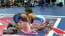 106 Finals - Greg Diakomihalis, NY vs Antonio Lorenzo, CA