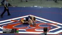113 Finals - Robert Howard, NJ vs Adam Busiello, NY