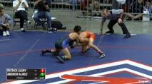 120 Finals - Patrick Glory, NJ vs Andrew Alirez, CO