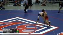 126 Finals - Joseph Silva, FL vs Austin DeSanto, PA