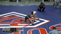 132 Finals - Vitali Arujau, NY vs Mitch Moore, OH