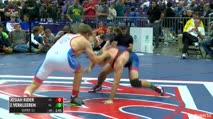 145 Finals - Josiah Rider, CO vs Jarod Verkleeren, PA