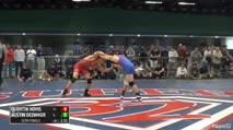 152 Semi-Finals - Quentin Hovis, CA vs Austin OConnor, IL