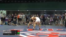 170 Semi-Finals - Bryce Rogers, FL vs Anthony Mantanona, CA