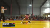 120 Finals - Joey Harrison, Nebraska vs Joey Melendez, Illinois