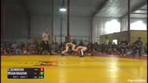 106 Finals - Cullan Schriever, Iowa vs Dylan Ragusin, Illinois