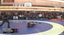 61kg 1/4 Final - Logan Stieber, Titan Mercury vs Andrew Hochstrasser, Titan Mercury