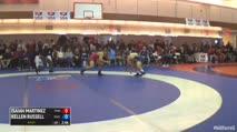 70 1/4 Final - Isaiah Martinez, TMWC vs Kellen Russell, NYAC