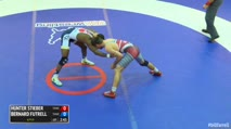 65 kg Final - Hunter Stieber, TMWC vs Bernard Futrell, TMWC