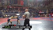 125 Semi-Finals - Zack Fuentes, Drexel University vs Nick Suriano, Penn State
