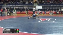125 Finals - Nick Suriano, Penn State vs Noah Gonser, Eastern Michigan
