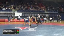 197 Finals - Frank Mattiace, Penn vs Matt McCutcheon, Penn State