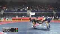285 Finals - Denzel Dejournette, Appalachian State vs Nick Nevills, Penn State