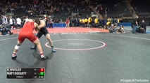 197 Finals - David-Brian Whisler, Maryland vs Matt Doggett, Columbia