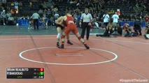 174 Finals - Brian Realbuto, Cornell vs Phillip Bakuckas, Rutgers