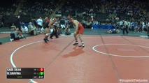 184 Finals - Gabe Dean, Cornell vs Nicholas Gravina, Rutgers