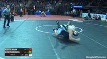 184 Finals - Kurtis Hahn, USMMA vs Nasser McCummings, Wilkes