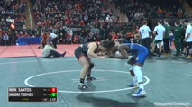 182 Finals - Nick  Santos, NJ All-Star vs Jacori Teemer, NY All-Star