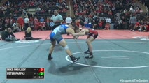 195 Finals - Mike OMalley, NJ All-Star vs Peter Pappas, NY All-Star