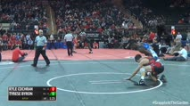 220 Finals - Kyle Cochran, NJ All-Star vs Tyrese Byron, NY All-Star