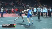 285 Finals - Dom Mandorino, NJ All-Star vs Zach Ancewicz, NY All-Star