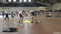 197 Quarter-Finals - Jacob Seely, Northern Colorado vs Parker Hines, Air Force