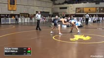 165 Quarter-Finals - Keilan Torres, Northern Colorado vs Ricky Padilla, Air Force