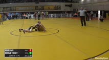 125 Consi of 16 #2 - Rob Pair, Montana State-Northern vs Doyle Trout, Wyoming