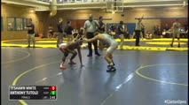 133 Finals - Tyshawn White, Unrostered - Unattached vs Anthony Tutolo, Kent State - Unattached