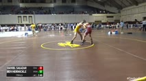 141 Finals - Daniel Salazar, Colorado Mesa University vs Ben Hornickle, Wyoming