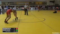 141 Semi-Finals - Tim Edmonson, Unattached vs Jacob Wasser, Nebraska-Kearney