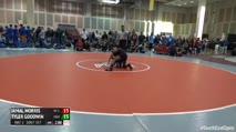 133-O Semi-Finals - Jamal Morris, NC State vs Tyler Goodwin, University Of Maryland