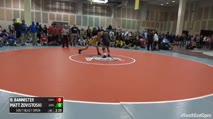 149-O Finals - Baby J Bannister, University Of Maryland vs Matt Zovistoski, Appalachian State University