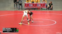 141 Finals - Joey McKenna, Stanford vs Bryce Meredith, Wyoming