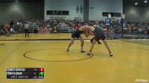 197 Consi of 4 - Corey Griego, Oregon State vs Tom Sleigh, Bucknell