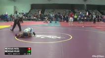 93-J Round of 16 - Nicholas Patel, Florian Techniques vs Nicholas Velde, Emmaus