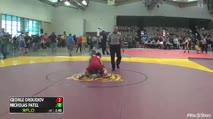 93-J Consi of 16 #2 - George Oroudjov, Vhw vs Nicholas Patel, Florian Techniques