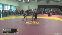 93-J Consi of 8 #1 - Nicholas Patel, Florian Techniques vs Jarid Aguanno, Barn Brothers